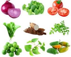 Kandungan Gizi yang terdapat pada Sayuran