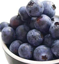 Kandungan blueberry