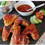 Dampak bahaya makan sayap ayam