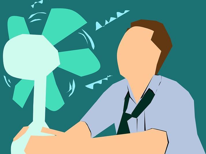 Efek dan Bahayanya menggunakan kipas angin bagi kesehatan