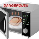 DAMPAK BAHAYA GELOMBANG MIKRO oven microwave