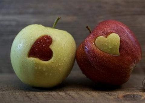 buah apel bagus bagi jantung